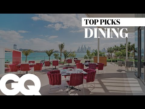 8 Fine Dining Restaurants To Explore In Dubai | GQ Middle East