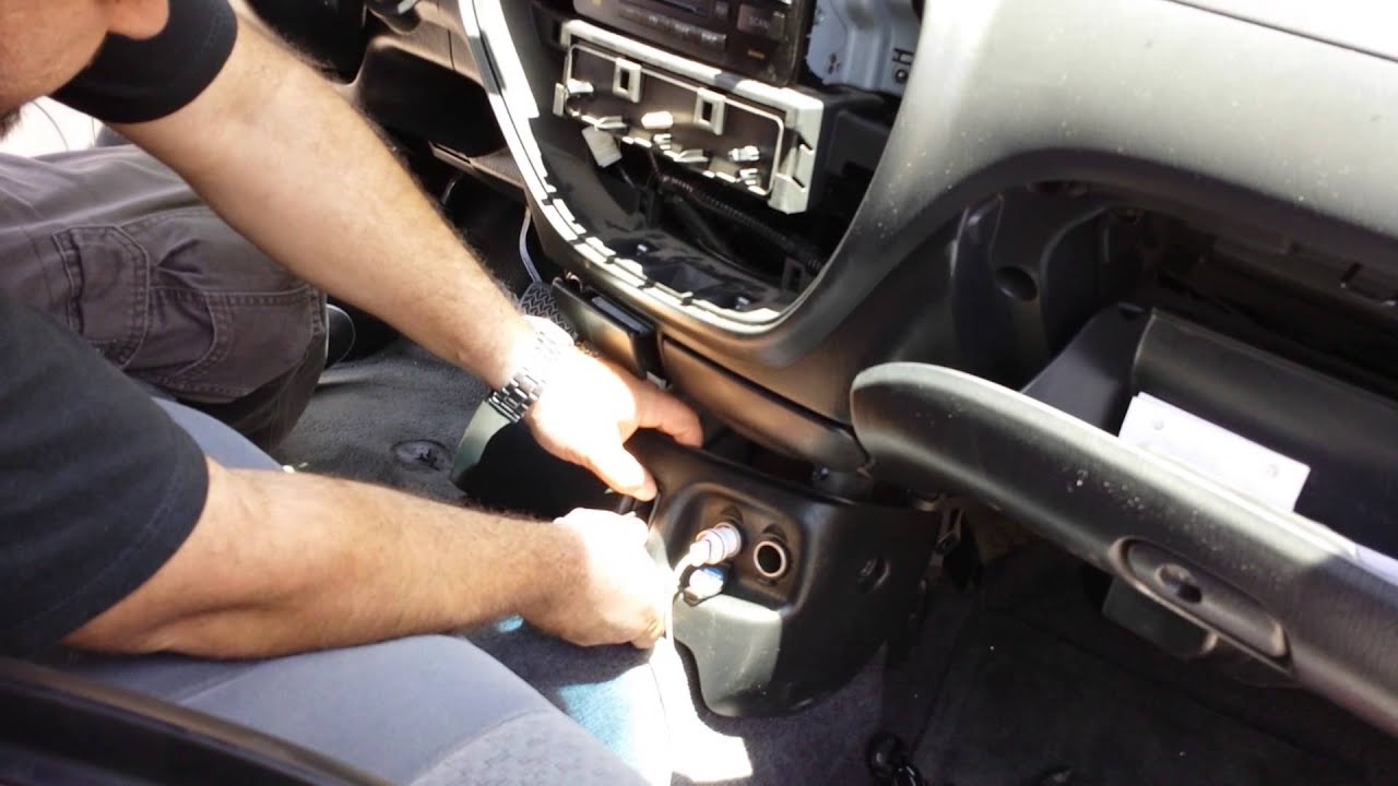 2005 toyota tundra adapter interface installation