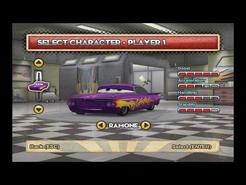 Cars: Mater National: Ramone