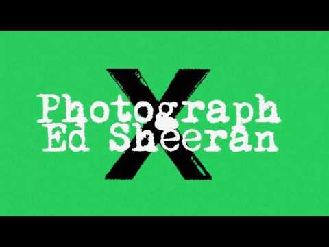 Photograph-  Ed Sheeran (Multiply Album)