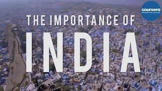 The Importance of India Coursera MOOC Trailer for Passport to India