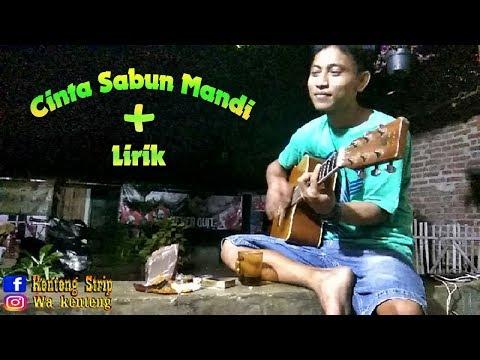 Cinta Sabun Mandi + Lirik (Cover. Jaja Miharja) RJS studio