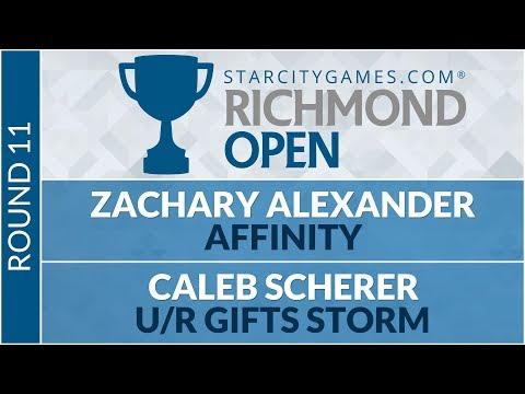 SCGRICH - Round 11 - Caleb Scherer vs Zachary Alexander [Modern]