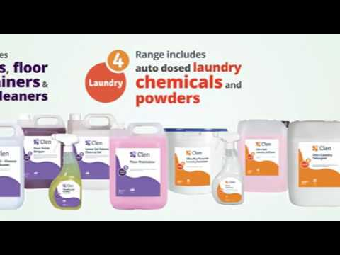 Introduction to Clen Chemicals