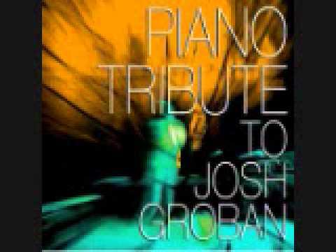 My Confession - Josh Groban Piano Tribute