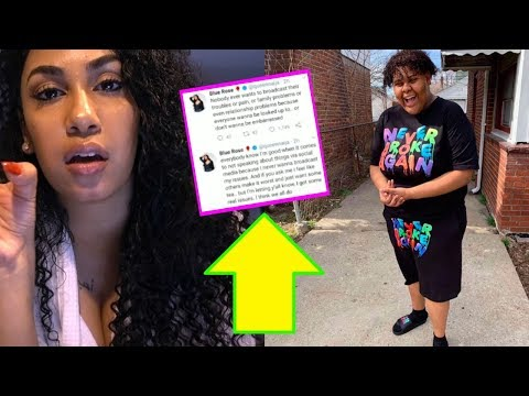 QUEEN NAIJA TAKES UP FOR CLARENCENYC TV AND GOES OFF ON TINA FOR LYING AND STRESSING HER OUT