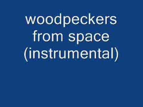 woodpeckers from space (instrumental)