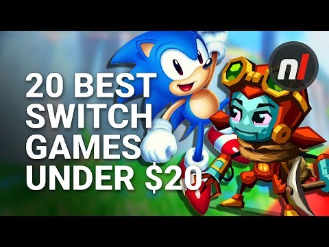 20 Best Nintendo Switch Games Under $20