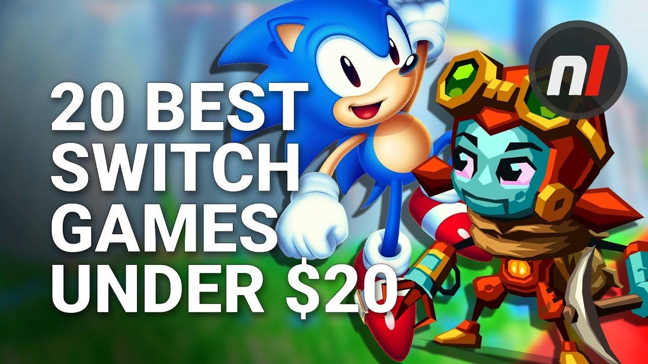 20 Best Nintendo Switch Games Under 20 Youtube