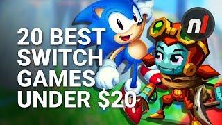 20 Best Nintendo Switch Games Under $20