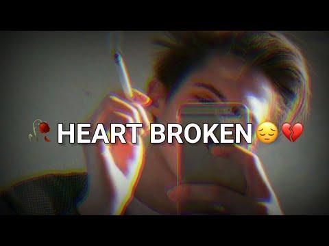 ?FAKE LOVE STATUS?HEART TOUCHING BROKEN HEART Whatsapp status