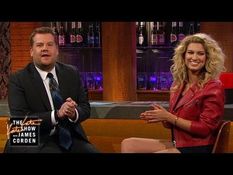 Tori Kelly Chats with James Corden