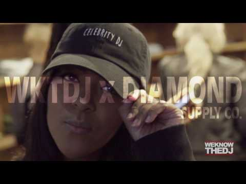 We Know the DJ x Diamond Supply Clothing Line Launch
