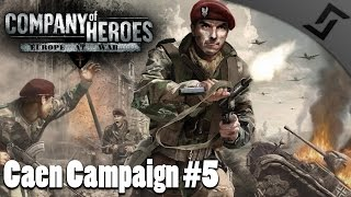 SAS Commandos Behind Enemy Lines - Company of Heroes: Europe at War - British Campaign Mission 5