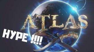 ATLAS - Nowa Gra od Twórców ARK Survival Evolved - Dziś premiera EA