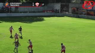 FATV 18/19 Fecha 15 - Colegiales 2 - Talleres 0