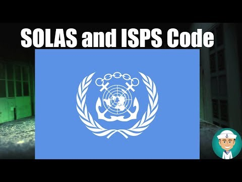 ISPS Code Regulations