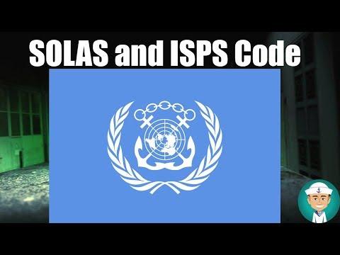 ISPS Code Regulations