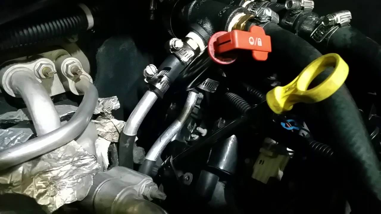 2002 Chevy Suburban Heater Hose Repair  YouTube