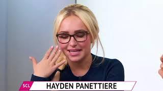 Amazon Style Code Live // Actress Hayden Panettiere