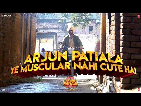 Diljit Dosanjh as Arjun Patiala - Making   Kriti, Varun  Dinesh V   Bhushan  K   Rohit J   26 July