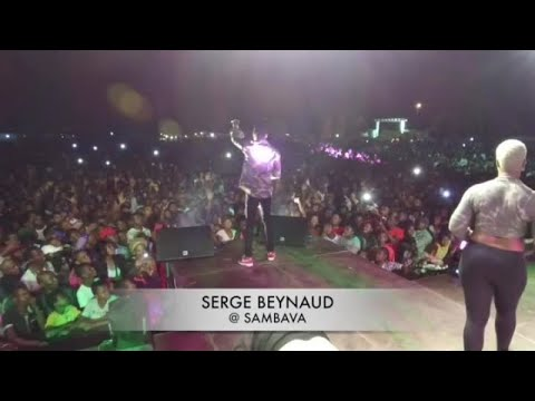 Serge Beynaud - Prestation @ Sambava - Somaroho Tour 2017