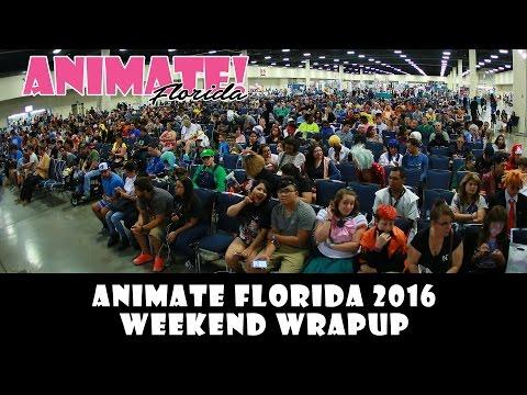 Animate Florida 2016 Weekend Wrapup