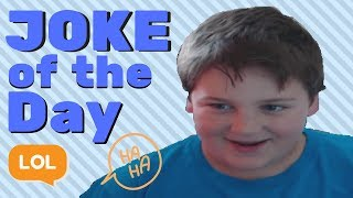 Joke of the Day - Why did the Student Eat... [Kids Jokes, Funny Jokes, Quick Jokes, Dad Jokes]