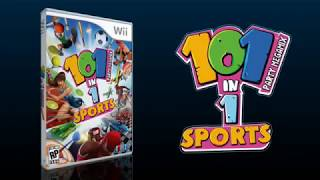 101-in-1 Sports Party Megamix - Trailer [Nintendo Wii]