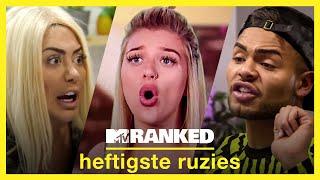 Top 3 HEFTIGSTE CHLOE-NATHAN RUZIES | MTV Ranked: Geordie Shore