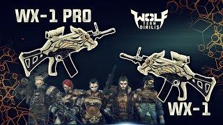 Wolfteam Wx-1 Ve Wx-1 Pro Çİft Slot Sİlahlarla ÖlÜm Oyunu !! Gameplay #34
