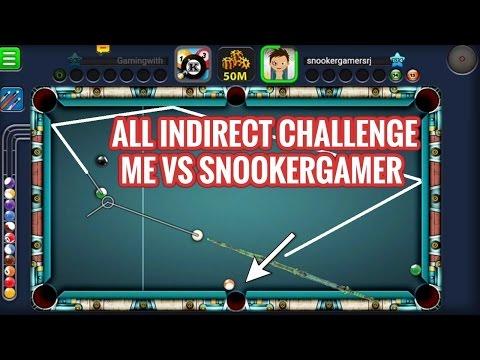 8 Ball Pool | Me VS Snooker Gamer | EPIC TRICKSHOTS | BERLIN PLATZ - CRAZIEST BANK SHOTS EVER SEEN