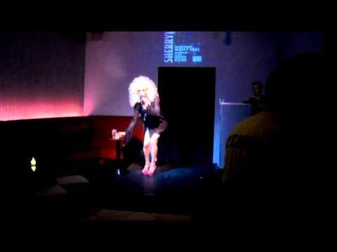 Sherry Vine - Salmonella (Kelis -- Acapella Parody) (Premiere) @ VIG 27 - Monday, August 16, 2010