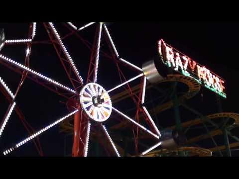 Ohio State Fair 2012 - part 2 - NIGHT RIDES
