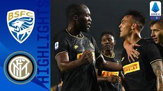 Brescia 1-2 Inter | Strike Duo Lukaku & Martínez Lead Inter To Victory | Serie A