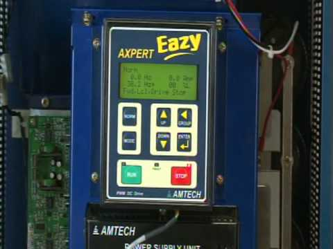 Easy Ac Drive Introduction From Amtech Drives Inc