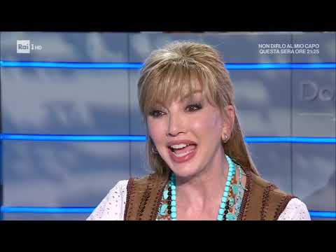 Milly Carlucci - Domenica in 21/06/2020
