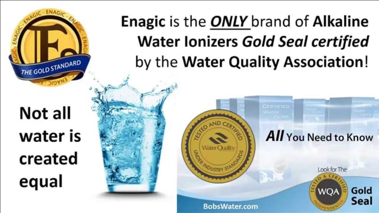 Alkaline Water Systems   Enagic Kangen Water Ionizers   800-584 ...