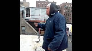 Bronx tippler pigeons Charlie Roof p2