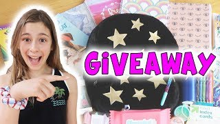 HUGE Back To School Shopping Haul at Target + GIVEAWAY!!