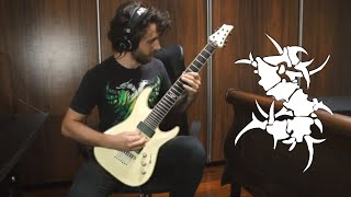 Sepultura - Isolation GUITAR COVER NEW SONG 2019