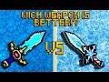 Pixel Gun 3D - Leaders Sword VS Santa Sword