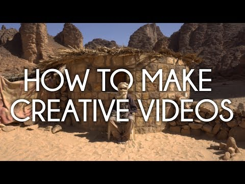 How to improve creativity – Filmmaking tips by Tolt #1