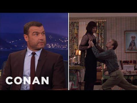 Liev Schreiber: Steve Martin Gave Me The Best Erection Of My Life  - CONAN on TBS