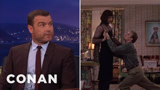 Liev Schreiber: Steve Martin Gave Me The Best Erection Of My Life  - CONAN on TBS