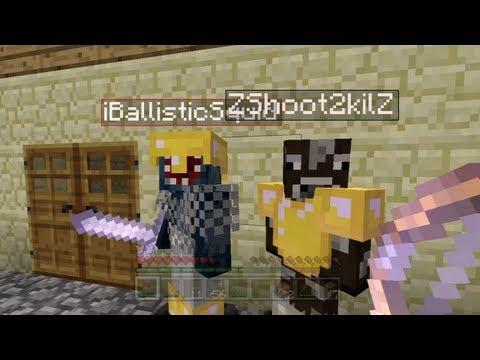 Minecraft Xbox - Iron Wolf - City of Nathor - Part 4 from YouTube · Duration:  19 minutes 19 seconds