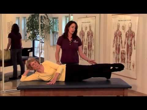 BEGINNING PILATES: Mount Shasta Physical Therapy - Karee Barham, PTA