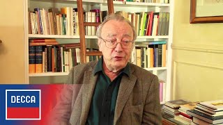 Alfred Brendel On Mozart And Haydn