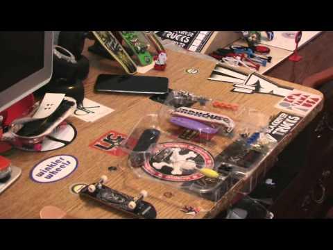 Tech Deck Board Shop Review