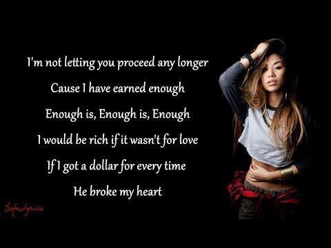 Jessica Sanchez - Millionaire (Lyrics) 🎵